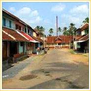 Kalpathy Temple & Village: